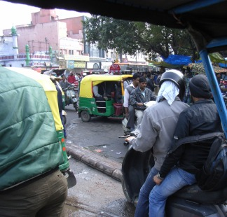 Delhi intersection