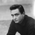 "Johnny Cash, before ""Hurt"""
