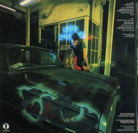 Tom Waits - Blue Valentine (backcover)
